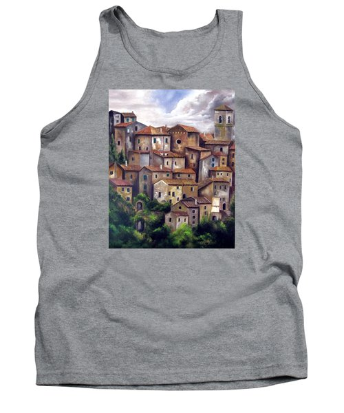 The Old Village Tank Top