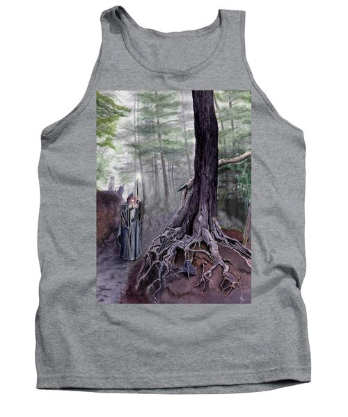 The One-eyed Wanderer Tank Top