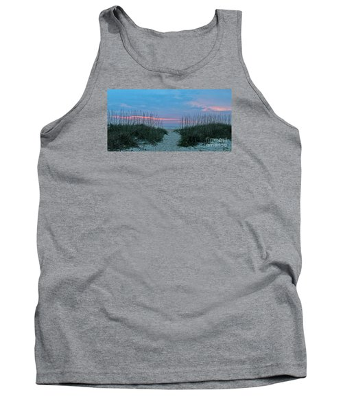 The Path Tank Top by LeeAnn Kendall