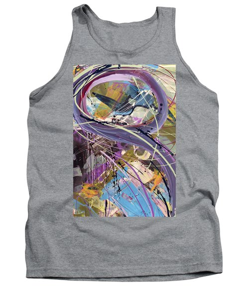 The Path Where She Passed Tank Top