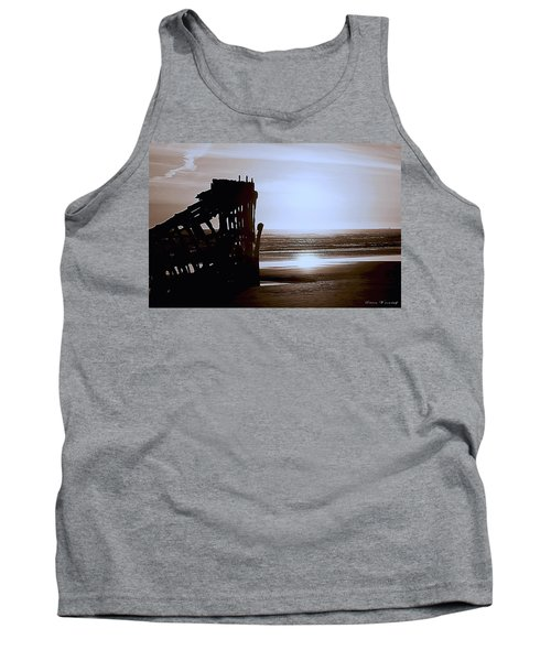 The Peter Iredale 7 Tank Top