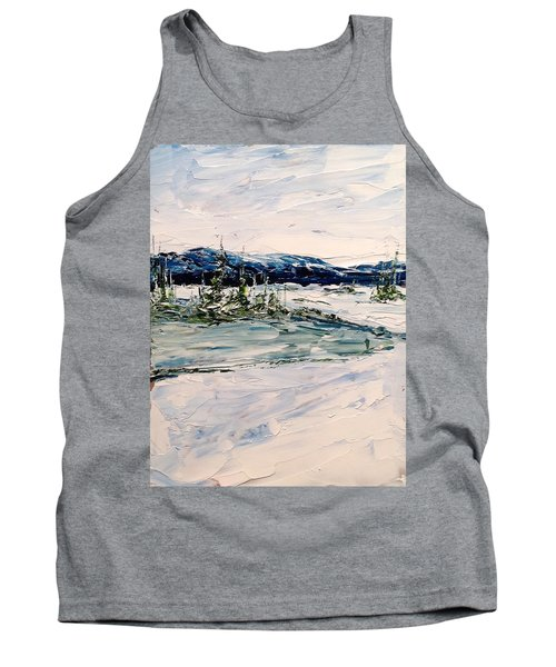 The Pond - Winter Tank Top
