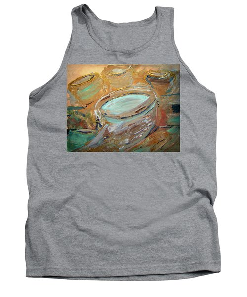 The Potter Canvas Tank Top