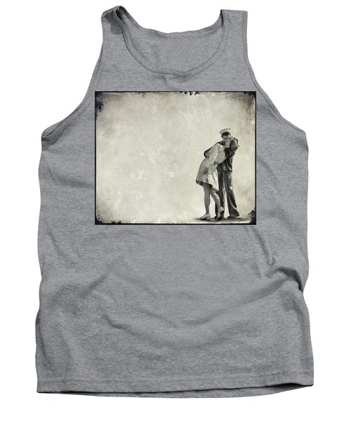 The Power Of A Kiss Tank Top