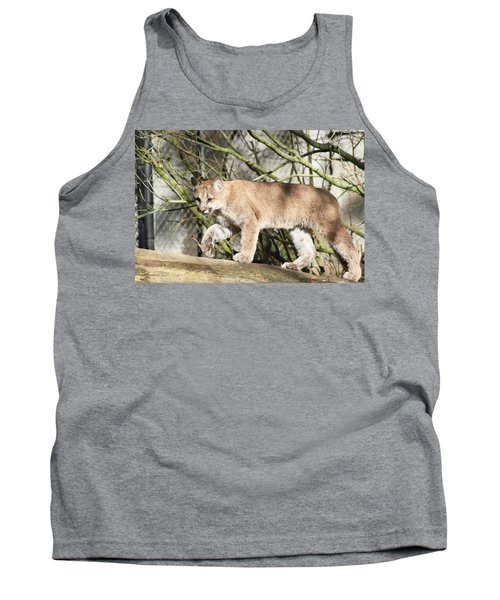 Tank Top featuring the photograph The Red Carpet by Laddie Halupa