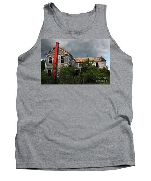 The Red Chimney Tank Top