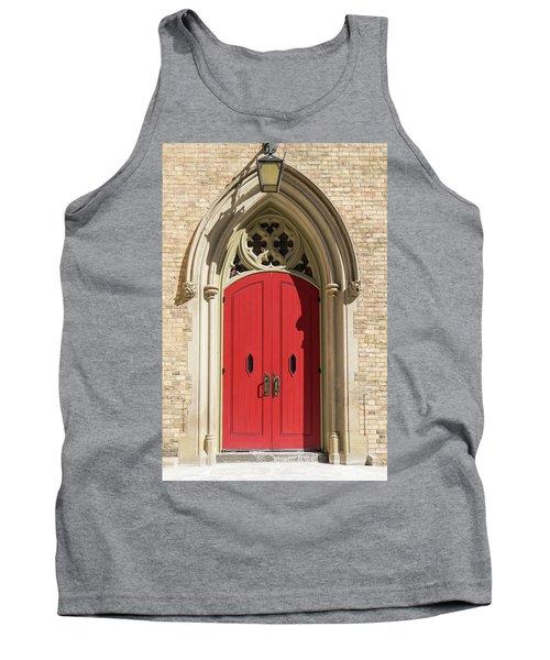 The Red Church Door. Tank Top