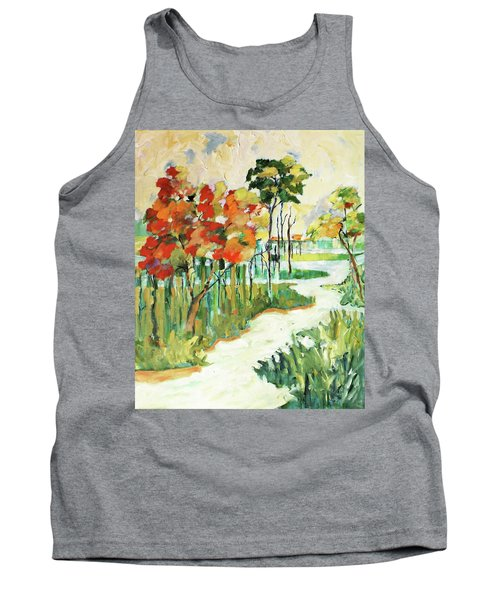The Redlands2 Tank Top