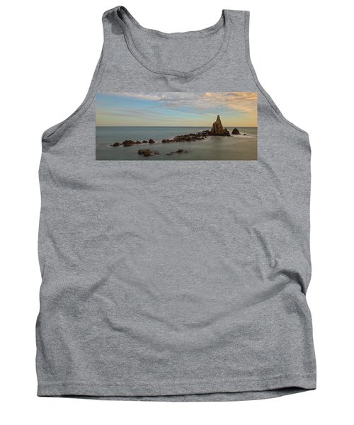 The Reef Of The Cape Sirens At Sunset Tank Top