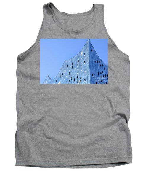 The Reflections Of Sunny Bunnies Tank Top