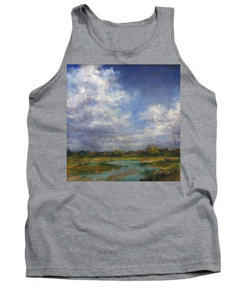 The Refuge In July Tank Top