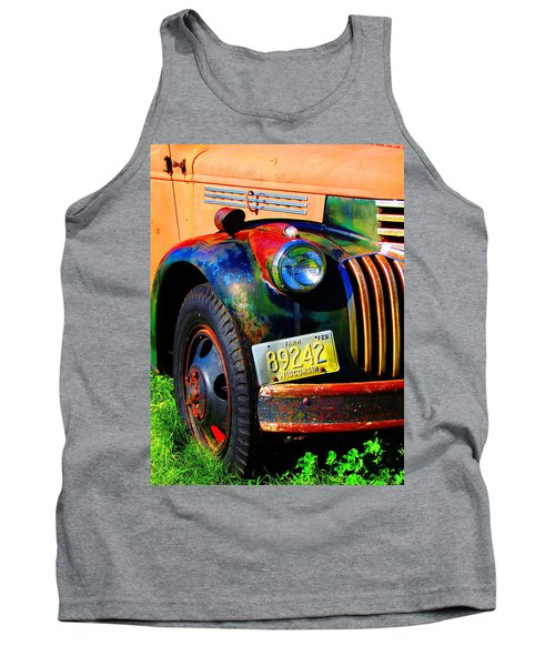 The Relic Tank Top