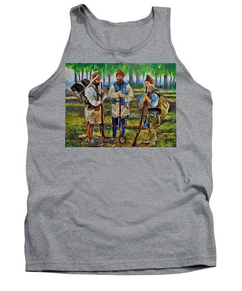 The Rendezvous. Tank Top
