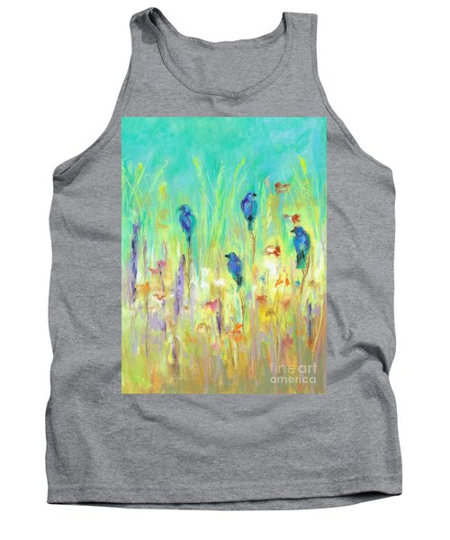 The Resting Place Tank Top by Frances Marino