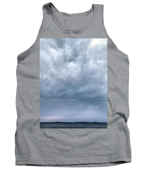 Tank Top featuring the photograph The Rising Storm by Jouko Lehto