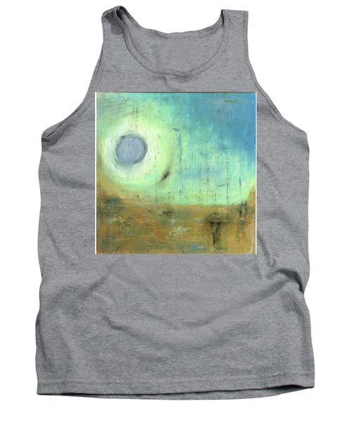 Tank Top featuring the painting The Rising Sun by Michal Mitak Mahgerefteh