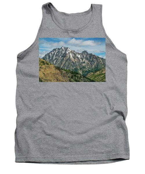 The Rock At Mount Stuart Tank Top