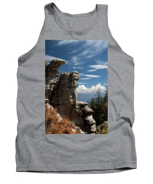The Rock Formation Tank Top