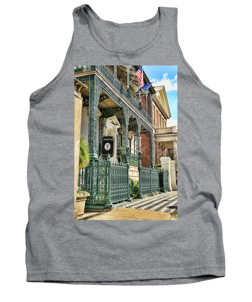 The Rutledge House Tank Top