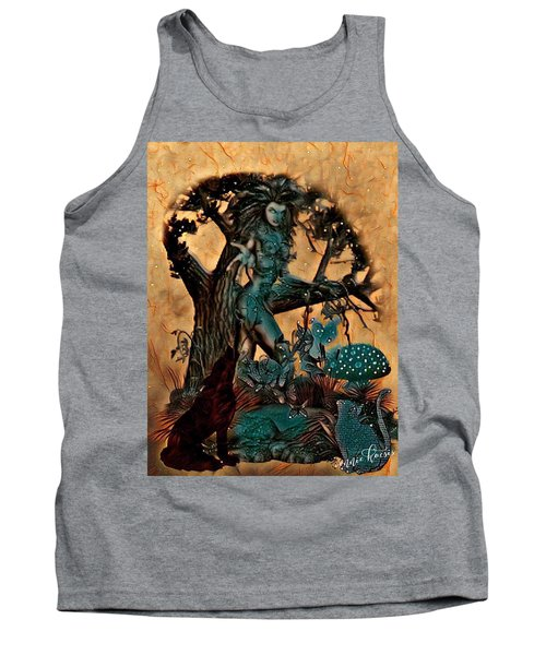 The Sacred Waters Tank Top