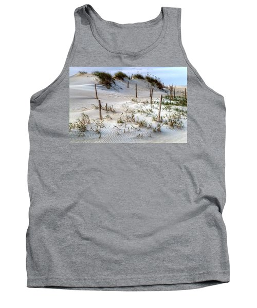 The Sands Of Obx Hdr II Tank Top