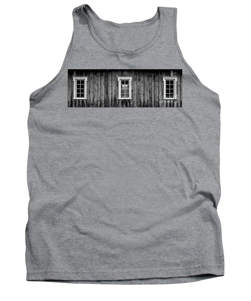 Tank Top featuring the photograph The School House by Brad Allen Fine Art