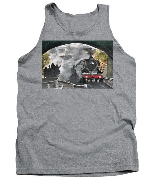 The Scotsman Tank Top by Carole Robins