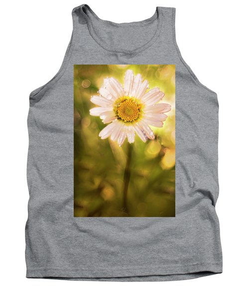 The Secret Language Of Flowers Tank Top