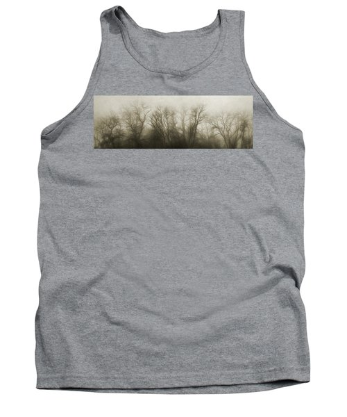 The Secrets Of The Trees Tank Top
