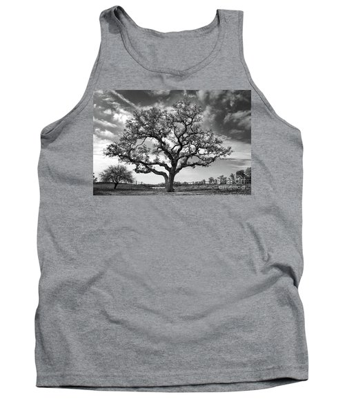 The Sentinel Bw Tank Top