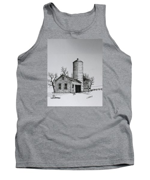The Shed Tank Top by Jack G  Brauer