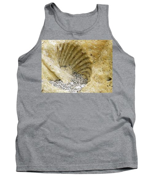 The Shell Fossil Tank Top