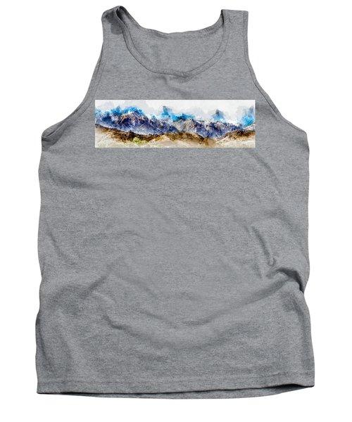 The Sierras Tank Top