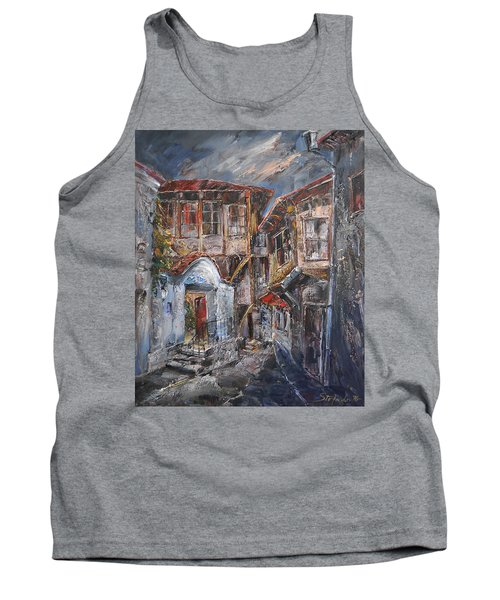 The Silent Street Iv Tank Top