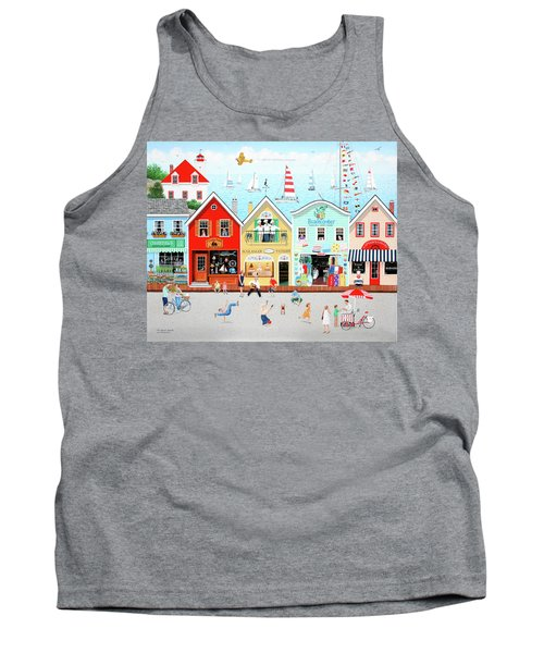 The Singing Bakers Tank Top