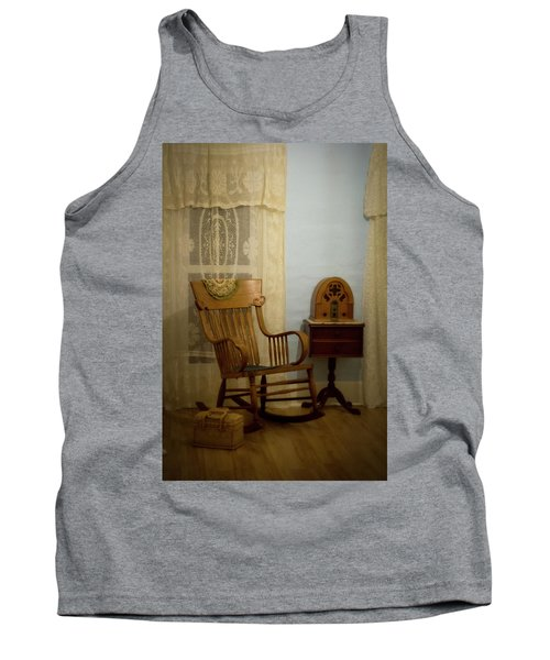The Sitting Place Tank Top