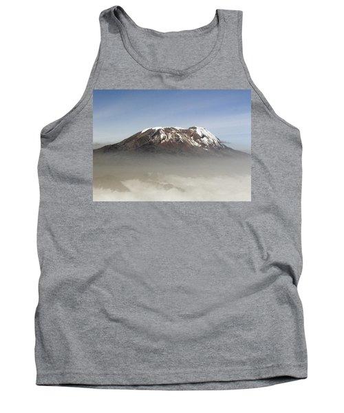 The Snows Of Kilimanjaro Tank Top