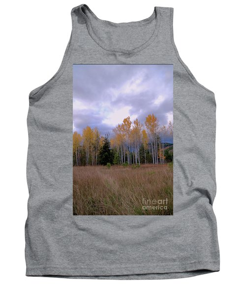 The  Song Of The Aspens 2 Tank Top by Victor K