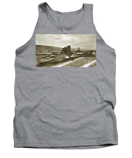 The Stanton Colliery Empire St. The Heights Wilkes Barre Pa Early 1900s Tank Top