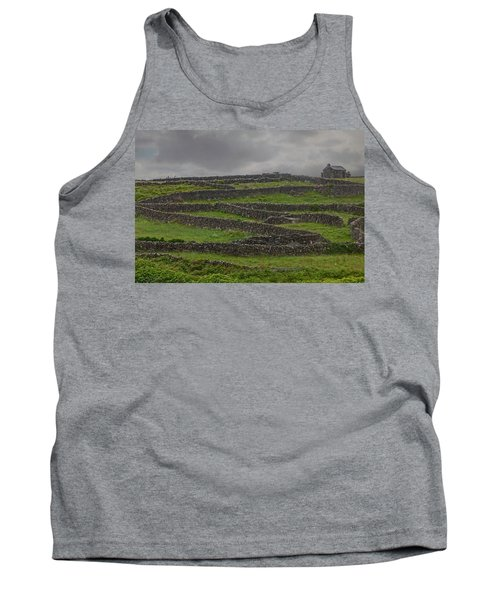 The Stone Walls Of Innisheer Tank Top