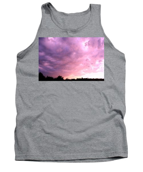 The Storm Is Over Tank Top
