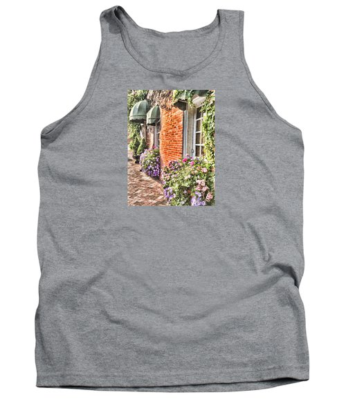 The Streets Of Summer Tank Top