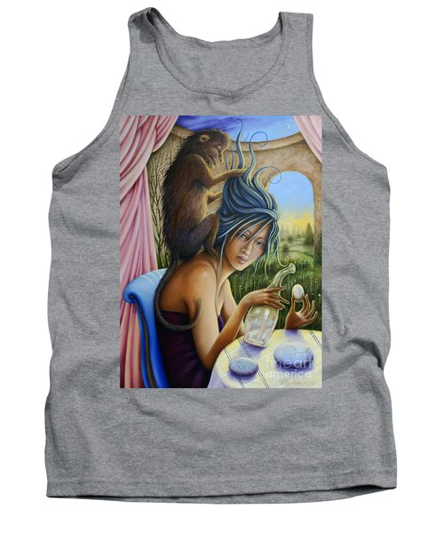 The Stylist Tank Top