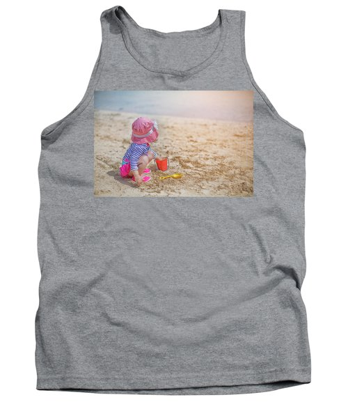 The Sun Will Come Out Tank Top