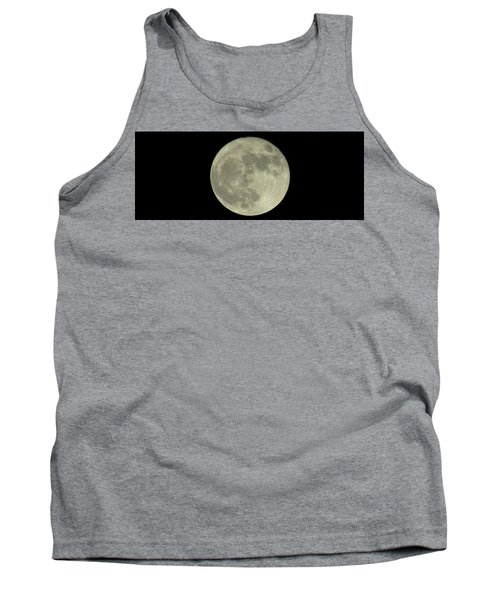Tank Top featuring the photograph The Super Moon 3 by Robert Knight