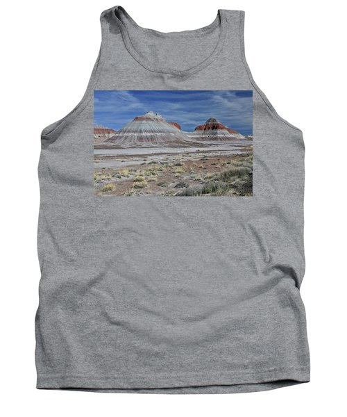 Tank Top featuring the photograph the TeePees by Gary Kaylor