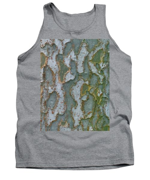 The Texture Is In The Trees3 Tank Top