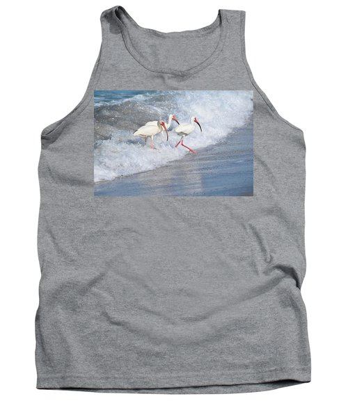 The Tide Of The Ibises Tank Top