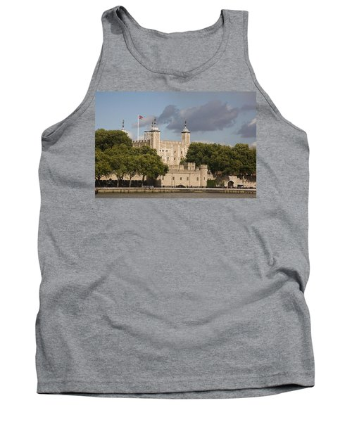 The Tower Of London. Tank Top