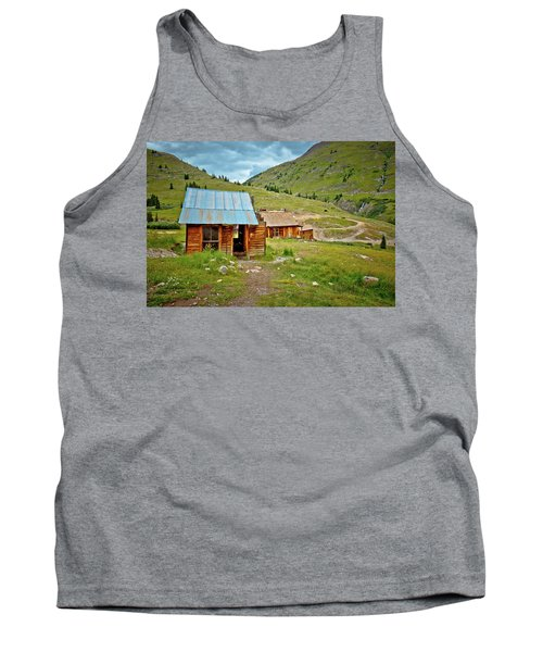The Town Of Animas Forks Tank Top